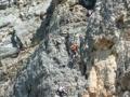 Klettersteig Roßköpfe