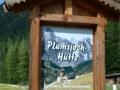 Ankündigung der Plumsjochhütte