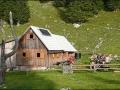 Naturfreundehütte auf der Tonionalm