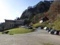 Talstation Raxseilbahn in Hirschwang