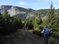 Abstieg zur Dirnbacherhütte