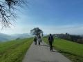 Rückweg nach Michelbach