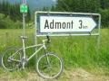 Noch 3 km bis Admont