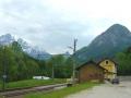Bahnhof Gstatterboden - Ausgangspunkt für viele Bergtouren