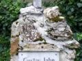 Grab des Bergsteigers und Alpenmalers Gustav Jahn