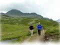 Abstieg ins Obertal