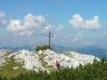 Gipfelkreuz Hochstadl