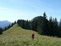 Aufstieg zum Großen Zellerhut