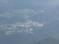 Blick vom Tonion  auf Mariazell