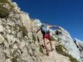 Aufstieg Monte Peralba