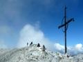 Gipfel Monte Peralba