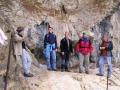 Gruppenfoto im Kartitschstüberl