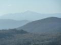 Blick von der Josefswarte zum Schneeberg