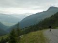 Abstieg von der Porze Hütte nach Obertilliach