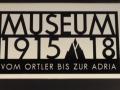 Museum 1915 - 1918 in Kötschach - Mauthen