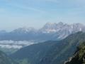 Blick zum Hohen Dachstein