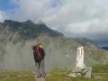 Abstieg ins Umbaltal