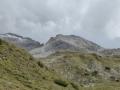 Südwiener Hütte: Blick vom Hegst zu den Pleissingkeilen