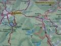 Weg von Karlstift in den Bruderndorferwald