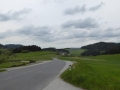 Straße nach Schönbach