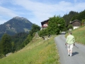 Weg zum Bichlersee