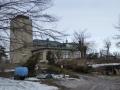 Schutzhaus Eisernes Tor mit Sina-Warte