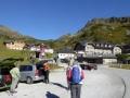 Parkplatz beim Seekarhaus in Obertauern