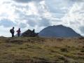 am Tauernhöhenweg zurück nach Obertauern