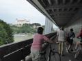 Donaubrücke in Bratislava