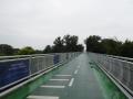 Fahrradbrücke der Freiheit über die March