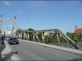 Grenzbrücke in Oberndorf