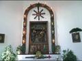 Altar in der Stille Nacht Kapelle