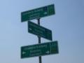 Wegweiser Liesingradweg