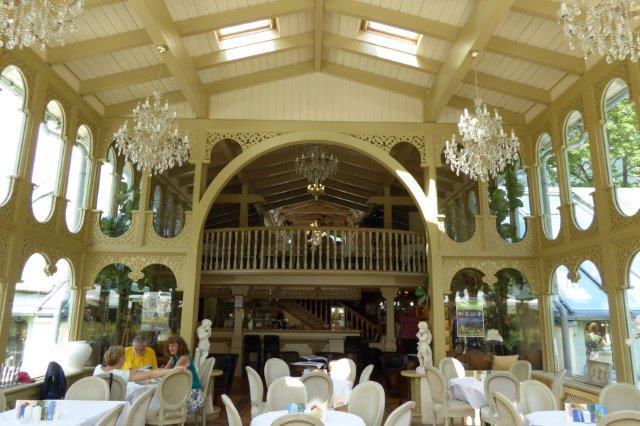Schloss Wartholz Cafe