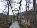 Brücke über den Kamp in Rosenburg