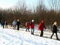 winterliches Marchfeld