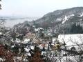 Das Kahlenbergerdorf vom Nasenweg