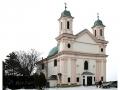 Die Kirche am Leopoldsberg