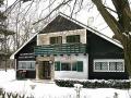 Die Josefinenhütte zwischen Leopoldsberg und Kahlenberg