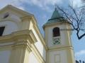 In der Kirche am Kahlenberg sammelte sich 1683 das christliche Entsatzheer mit Truppen aus Venedig, Bayern, Sachsen und Polen (70.000 Mann unter Jan III Sobieski) zur Befreiung Wien von den Türken