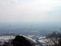 Wienblick von der Aussichtsplattform am Kahlenberg