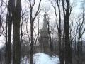 Turm wie ein Märchenschloss: die Habsburgwarte