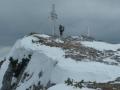 Gipfelkreuz Preiner Wand