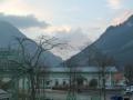 Blick von der Villa Wartholz ins Höllental
