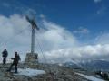 Gipfelkreuz Jakobskogel