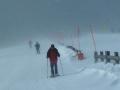 knapp vor dem Stuhleck-Gipfel