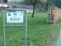 Der Wanderweg beginnt in der Sois beim Güterweg Stöcklbzweigung Güterweg Stöckl