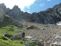 Bergtour vom Karerpass auf die Latemarspitze