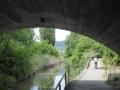 Wiener Neustädter Kanal in Guntramsdorf
