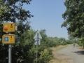 Weg nach Valtice/Feldsberg
